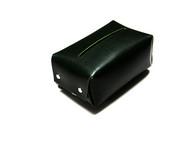 【ZHITIAO】绿色手工牛皮纸巾盒