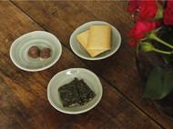 【八九燕来】日式青瓷豆皿