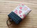 DIY手工布艺教程:制作漂亮的棉布钥匙包教程