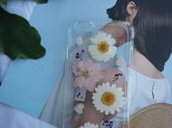 Creative Amazing 白色小鄒菊系列iPhone手機殼