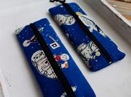 时光手工 NIの原创猫小姐太空先生笔袋