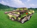 制作一台会跑的小坦克!