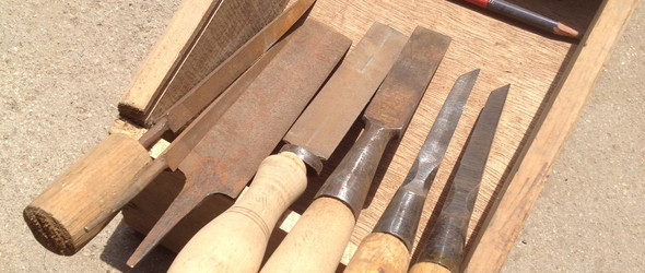 传统木工工具
