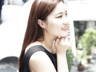 M.Q奎妮小姐 天然珍珠弧形耳夹/耳挂