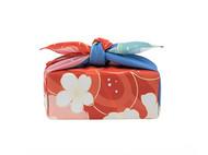OOIN 鲤鱼 风吕敷 绉布 70cm/日式包袱皮和风方巾礼物包装