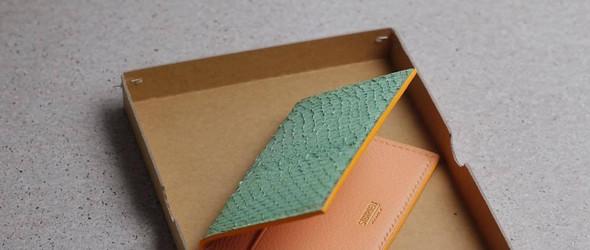 定制表带与皮革小物 | 瑞典设计师与皮匠 Daniel Ankarstrand