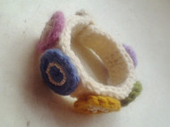彩色小圆盘手链