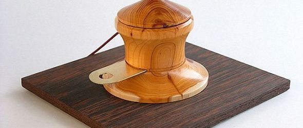 超牛X的木制镜头