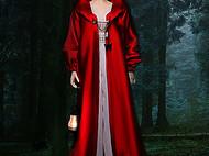 BJD娃衣-黑暗森林公主