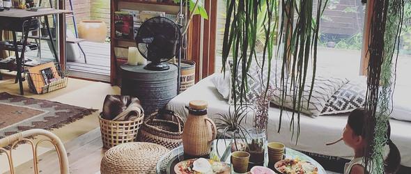 记录一栋房子的春夏秋冬与生活态度,日本京都家庭主妇 Yururi 的家居布置记录摄影
