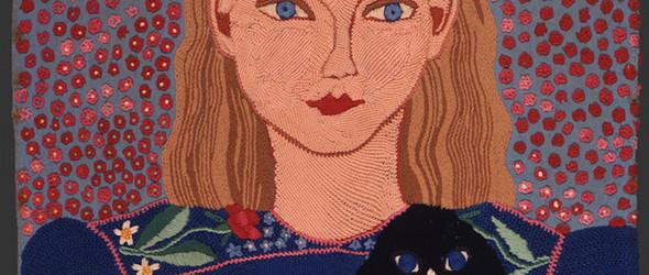 当代刺绣复兴的推动者:美国刺绣艺术家 Mariska Karasz
