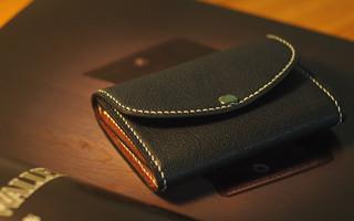 零钱包虽小,但涵盖了挺多工艺