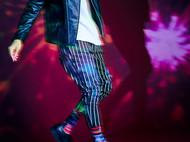 意品造物玩酷子弟【城市系列_台北】Shining-City男女印花运动袜