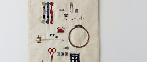 韩国刺绣工作室:아뜰리에 올라 (@atelier_hola) 的法国绣绣品