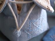 【虾条手作】两款茶杯收纳袋 加厚丝棉全方位保护心爱的茶碗~