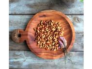 实木手作木器 创意餐盘 果盘 托盘 整木挖制木盘   淘宝店铺(左迹)