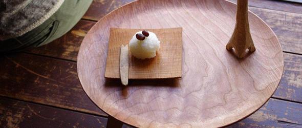 日本木匠 Tomokazu Furui 手作木器作品