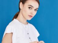 CAMBAS刊芭思 火箭项链女锁骨链 法式设计轻奢小众网红纯银颈链