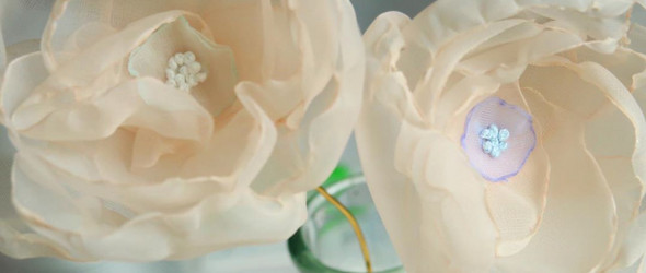 打破刺绣与布花之间的边界 | Eunjeong Choi