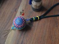 手鞠球-蓝穗
