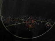 刺绣《雾都重庆•夜景》