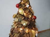 #作品记录# 落叶圣诞树