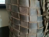 拙 编织 结艺 流苏 皮花 都是我喜欢的元素  完美 呈现于此