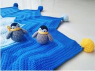 给小宝宝钩的极地毯