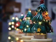 小羊皮圣诞树🎄🎄