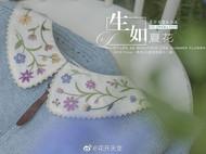 绣色第十八期团作【生如夏花】