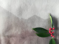 草木之间围巾