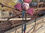 它是紫色莺尾…日本杜若??