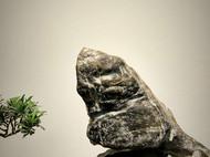 『瑶池福地』奇禅意摆件灵璧石文房案头石清供原石孤品