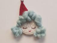 圣诞主题刺绣