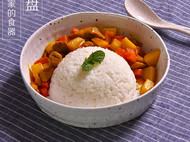 小米食堂~咖喱鸡饭