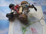 风力为动力的小车