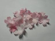 『瓶子手作』樱花烫花发簪