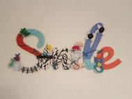 我的字母花园