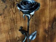 手锻 玫瑰壁挂