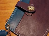 阿美咔叽复古钱包