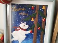 笨笨熊的奇幻圣诞