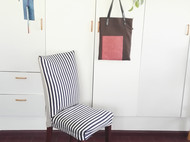 条纹椅子套
