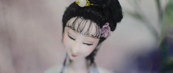 [视频]此岸的才情,彼岸的贤德 -- 软雕塑创作之林黛玉与薛宝钗