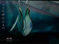 【东方奢靡浪漫】刺绣衍生品-耳环饰品