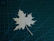纯手绘手工植鞣革枫叶🍁