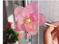 金粉*花簪