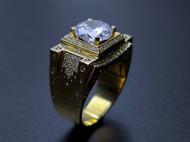 各种镶嵌戒指