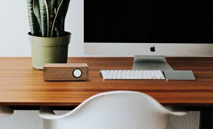 创意木制音响复古智能感应音响互感音响电脑手机礼品