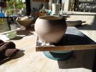 第一次陶艺作品