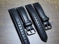 黑色最经典手工表带